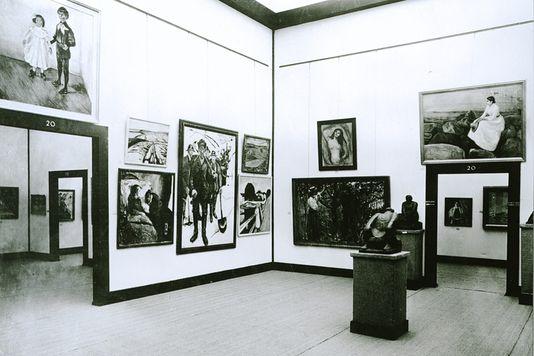 Sonderbund Munch